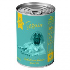 Criadores Grain Free húmedo Jabalà & Batata para perros