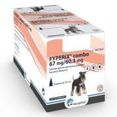 Pipetas FYPERIX Combopara perros