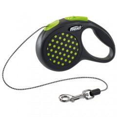 Flexi Design correa extensible verde