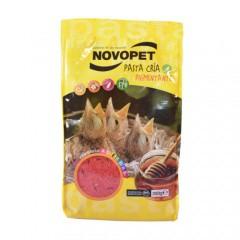 Pasta de cría pigmentante Novopet