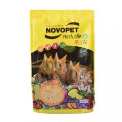 Pasta de cría Novopet frutas