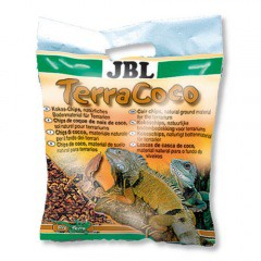Sustrato natural para terrarios JBL TerraCoco