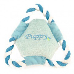 Frisbee con cuerda TK-Pet Puppy Frisbee
