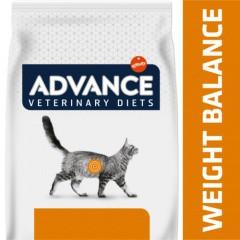 Pienso Advance Weight Balance para gatos
