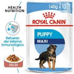 Comida húmeda Royal Canin Puppy Maxi