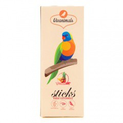 Barritas para cotorras Vivanimals Sticks Fruta