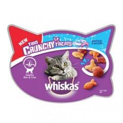 Whiskas Trio Crunchy Treats sabor pescado