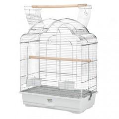 Jaula Ninfa Cromo para pájaros