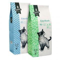 Pack Degustación pienso Criadores para gatos esterilizados