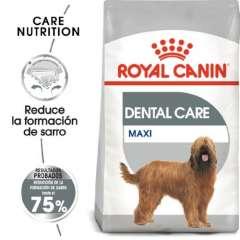 Pienso Royal Canin Dental Care Maxi para perros