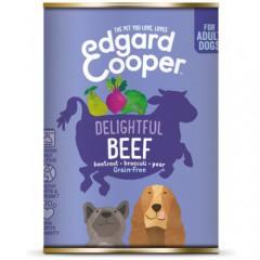 Lata Edgard & Cooper Vacuno para perros