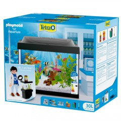Acuario Tetra Playmobil Led