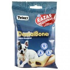 Dental Bone Twinky para perros pequeños