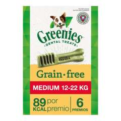 Hueso Greenies Grain Free Medium razas medianas