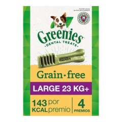 Hueso Greenies Grain Free Large razas grandes