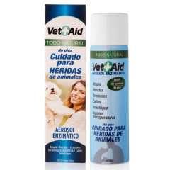 VetAid spray enzimático para cuidado de heridas