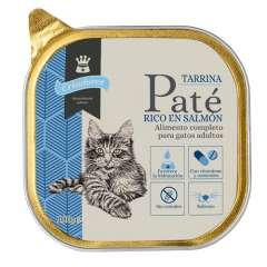 Tarrina de Paté Criadores con Salmón para gatos