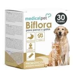 Medicalpet Biflora probiótico para perros y gatos