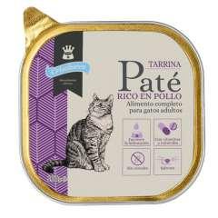 Tarrina de Paté Criadores con Pollo para gatos