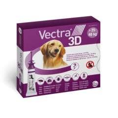 Vectra 3D pipetas para perros 25-40 kg