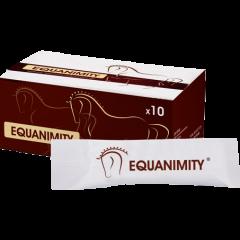 Tranquilizante para caballos Equanimity