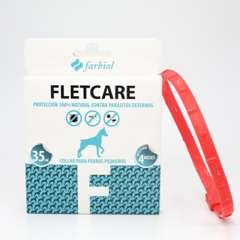 Collar antiparasitario Fletcare para perros