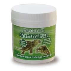 Alimento Gammarus para tortugas de agua