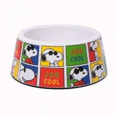 Comedero para perros de melamina Snoopy Joe Cool