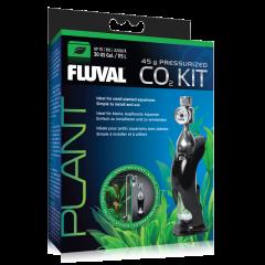 Kit CO2 Presurizado 45g para 115l para peces