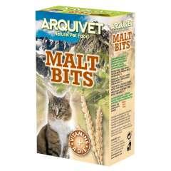 Bocaditos Malt Bits para gatos sabor Cereales