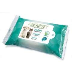 Toallitas higiénicas para perros Arquivet