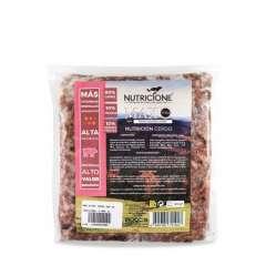 Pack comida congelada Menú Max Vital sabor Cerdo