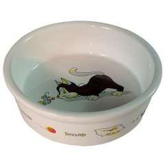 Comedero cerámica Gatito