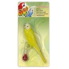 Juguete en forma de pájaro color Amarillo