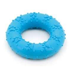 Aro termoplástico para perros color Azul