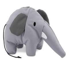 Peluche elefante Estella color gris