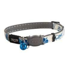 Collar para gatos modelo Glowcat color Azul