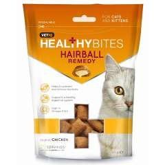 Snack remedio para bolas de pelo para gatos sabor Natural