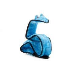 Juguete de serpiente grande para perros color Azul