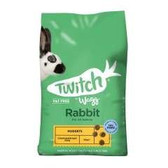Comida para conejos Twitch