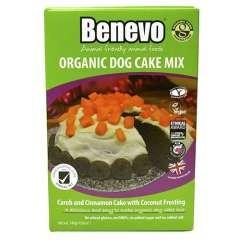 Tarta de cumpleaños para perros Benevo orgánica