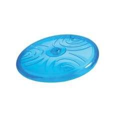 Frisbee Flash N Frisbee de juguete para perros color Azul