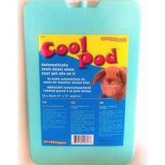 Almohadilla refrescante para roedores sin agua y humedad