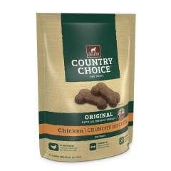 Snacks de pollo Country Choice para perros sabor Pollo