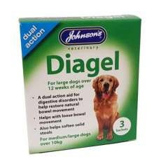Diagel para perros grandes