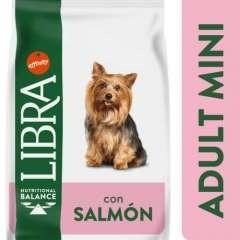 Libra Adult Mini con Salmón para perros