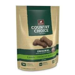 Snacks de cordero Country Choice para perros sabor Cordero