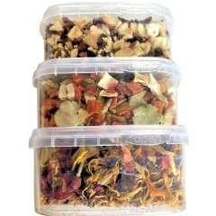 Pack de snacks de aperitivos para roedores