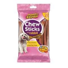 Snacks barritas de conejo para perros sabor Conejo