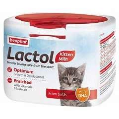 Leche en polvo Lactol para gatitos